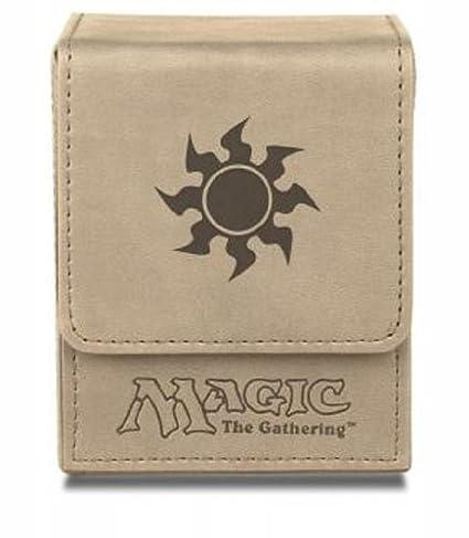 Magic The Gathering Mana Flip Box, beige