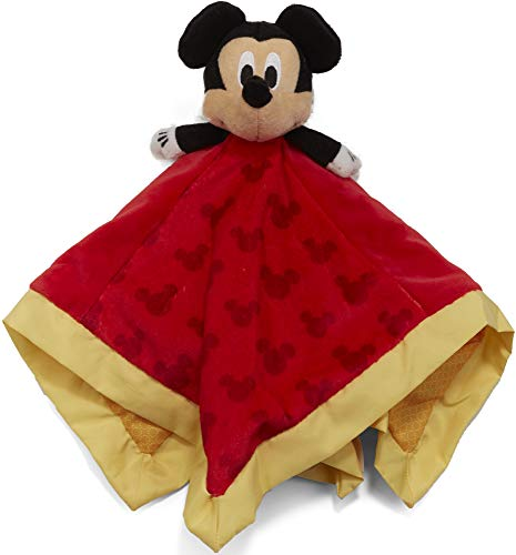Disney Baby Mickey Mouse Blanky & Plush Toy, 13