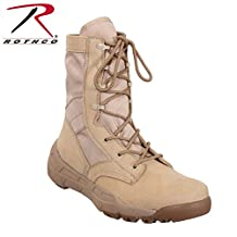 Rothco V-Max Lightweight Tactical Boot, Desert Tan