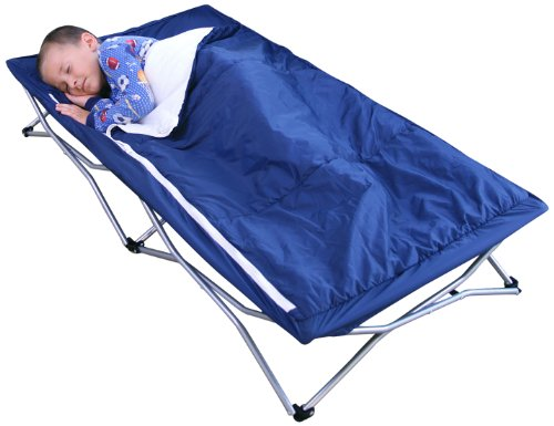regalo-my-cot-deluxe-with-sleeping-bag-navy