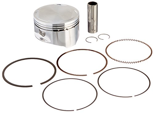 (Wiseco 4606M08500 85.00mm 10:1 Compression Motorcycle Piston Kit)