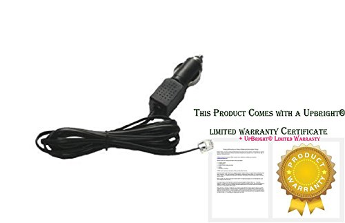 UpBright® NEW Car DC Adapter For Beltronics Vector V955 Radar Detector Auto Vehicle Boat Power Supply Cord Cable Charger PSU