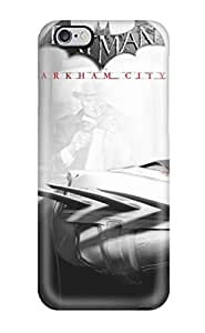 CaseyKBrown Design High Quality Batman Arkham City Video Game Cover Case With Excellent Style For Iphone 6 Plus