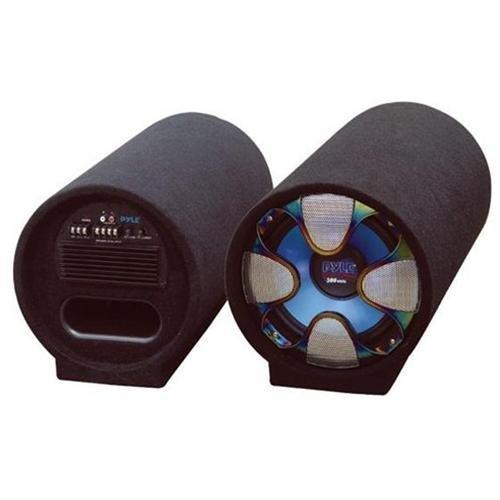 PYLE PLTAB12 12-Inch 800 Watt Amplified Subwoofer Tube