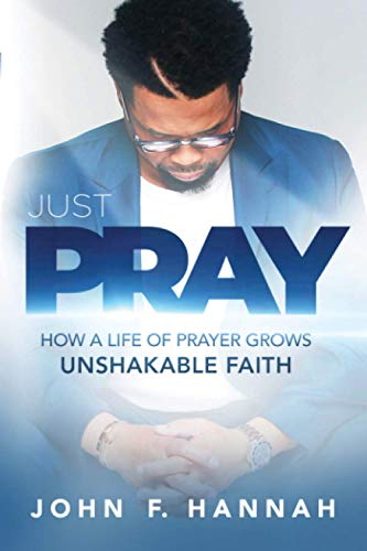 Book Cover: Just Pray
