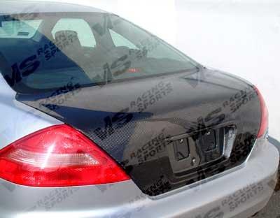 Accord Vis Oem Carbon Fiber (VIS Racing 03HDACC2DOE-020C - Honda Accord 2Dr Oem Carbon Fiber Trunk)