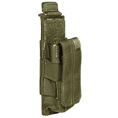 5.11 Pistol Bungee/Cover Magazine Pouch, Tactical OD Green