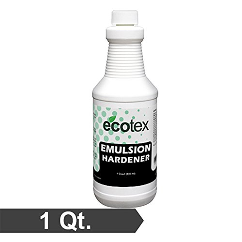 Ecotex Emulsion Hardener - Long Run Screen Printing Emulsion Hardener (1 Quart) by Ecotex