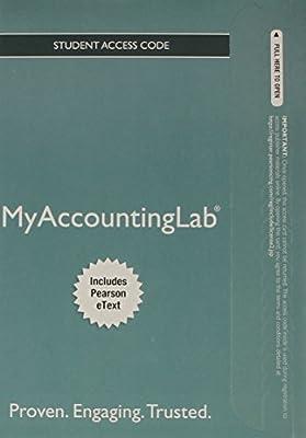 Prentice Hall's Federal Taxation 2015 / New Myaccountinglab With Pearson Etext Access Card.