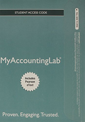 Prentice Hall's Federal Taxation 2015 / New Myaccountinglab With Pearson Etext Access Card.