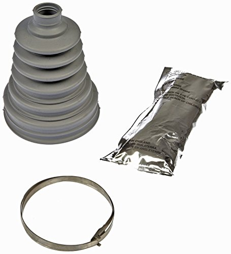 Kit 002 (DORMAN 614-002 Silicone Inner CV Joint Boot Kit (Renewed))
