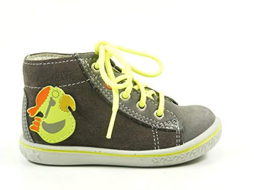 Ricosta Jolly - Zapatillas altas Niños Grau