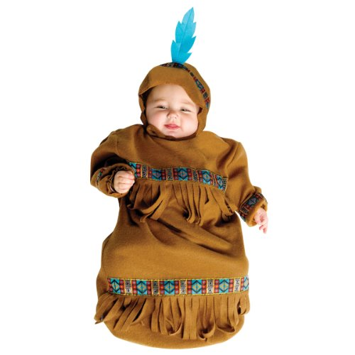 Baby Boys' Papoose Bunting Costume - NB -