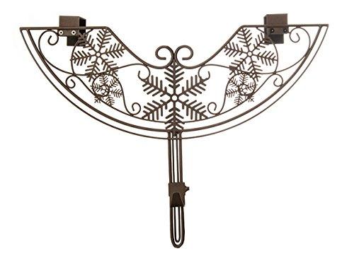 VILLAGE LIGHTING COMPANY Village Lighting Snowflake Adjustable Wreath Hanger by VILLAGE LIGHTING COMPANY (Image #5)