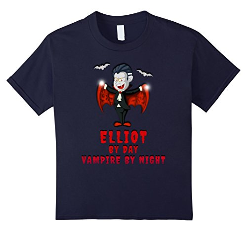 Kids Halloween Party Costume for Elliot 12 Navy