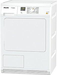 Miele TDA150C D LW Kondenstrockner / B / 7 kg / Punktgenaue Trocknung für...