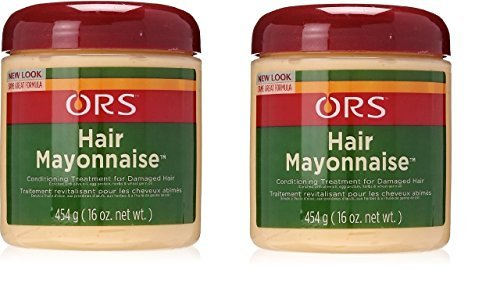 ORS HAIRestore Hair Mayonnaise 16 Ounce(Pack of 2)