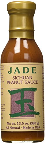Jade All-Natural Sichuan Peanut Sauce, 13.5 oz. (Peanut Satay Sauce compare prices)