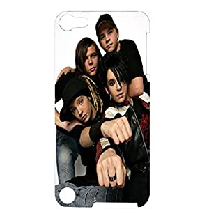 Ipod Touch 5th Generation Case Tokio Hotel Rock Band 3D Magic Generic Case Back Cover