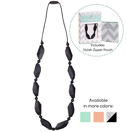 Goobie Baby Silicone Teething Necklace