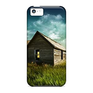 New Style Case Cover Hrhyicq4316bbTmq Farm House Compatible With Iphone 5c Protection Case