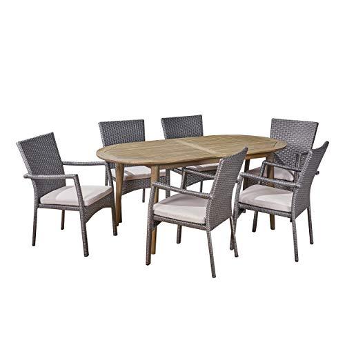 Amazon.com: Great Deal Furniture Stanford - Juego de comedor ...