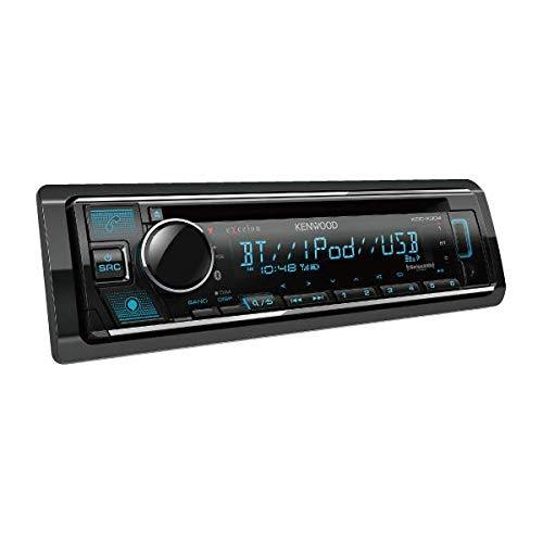 Kenwood eXcelon CD Receiver with Bluetooth (Stereo For Honda Accord 2018)