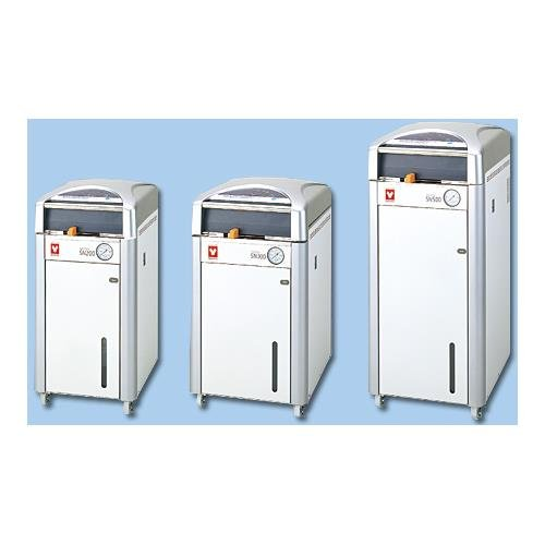 (Yamato Scientific SN-310C Laboratory Autoclave with Out Dryer, 200-240V)