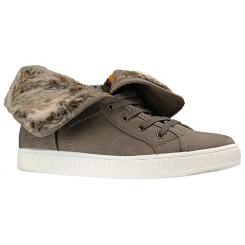 Dockers 41CE307 Damen Sneakers Beige(Taupe)