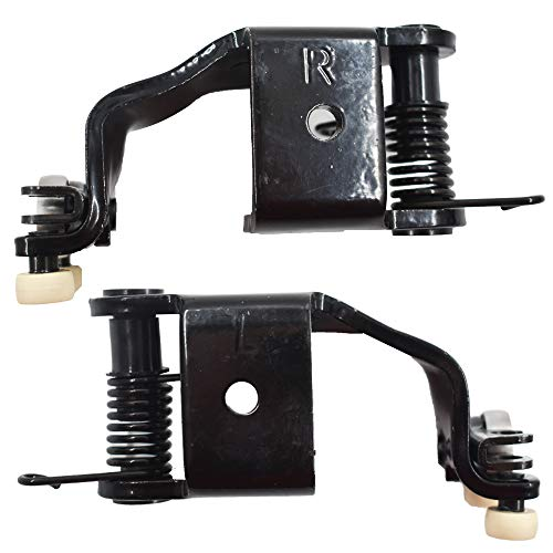 (labwork-parts 924-128 1 Pair Sliding Door Roller Assembly Fit for Honda Odyssey 05-10 924-128 & 924-129)