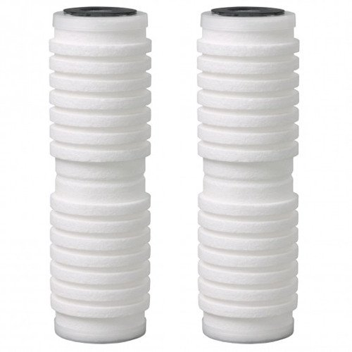 Aqua-Pure AP420, Whole House Filter Replacement Cartridge (Normal Sediment & Scale Inhibitor) - 2 Pack by 3M Aqua-Pure