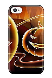 Series Skin Case Cover For Iphone 4/4s(halloween For Ipad )