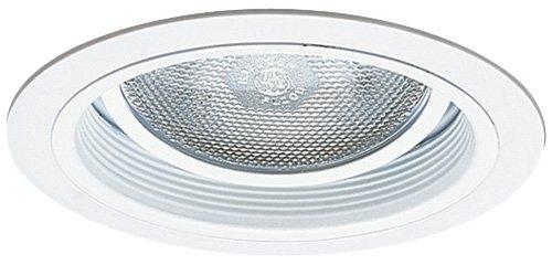EL478 Elco Lighting EL478B 6 Adjustable Baffle Trim with Gimbal Front Lamping
