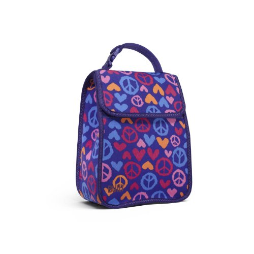 BUILT Neoprene Lunch Summer Indigo