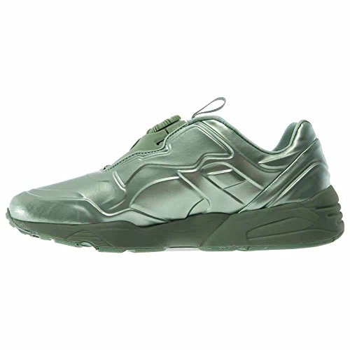 Puma Disc 89 Metal Men Round Toe Synthetic Green Sneakers Clearly Aqua RsPqKtQO