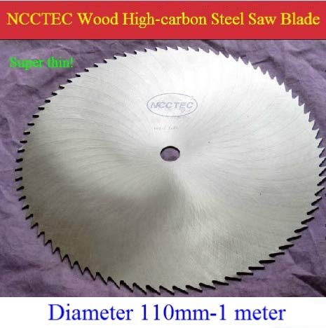 Maslin 24'' 80 teeth tooth High-carbon #65 Manganese Steel woodworking saw blade for expensive WOOD | 600mm SUPER THIN 2.6/2.8/3.0 mm - (Hole Diameter: 30mm, Thickness: 3.0mm) ()