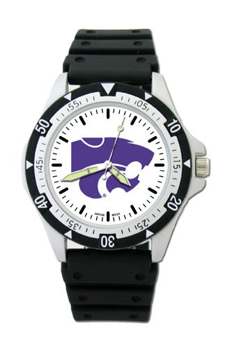 NCAA Kansas State Wildcats Option Model Sport Watch - Kansas State Wildcats Watch