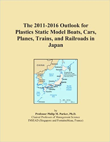 The 2011-2016 Outlook for Plastics Static Model Boats, Cars, Planes, Trains, and Railroads in Japan