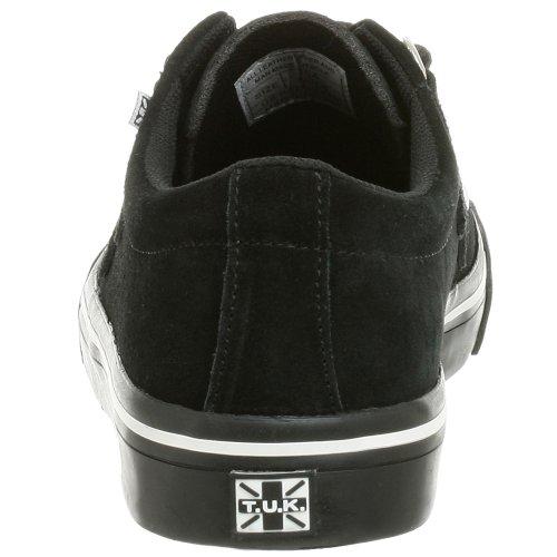 Noir High Ring 2 Top White Unisex Creeper Interlace T A6293 Black Sneaker K Erwachsene U 18wPUP