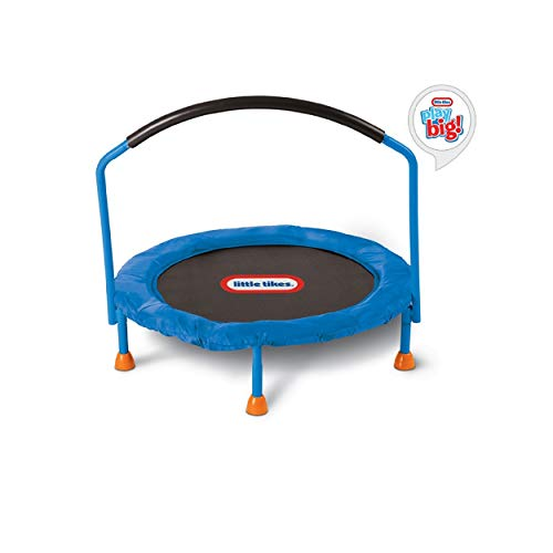 Little Tikes 3' Trampoline - Amazon Exclusive (Big Toddler Toys)
