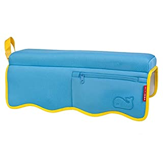 Skip Hop Baby Bath All-in-One Elbow Saver and Kneeler, Blue