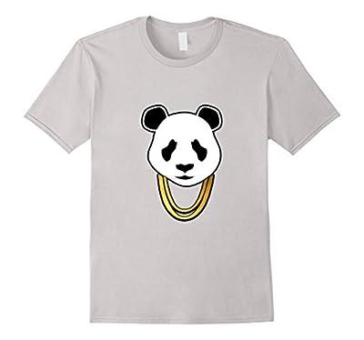 Designer Fashion Panda Funny T-Shirt