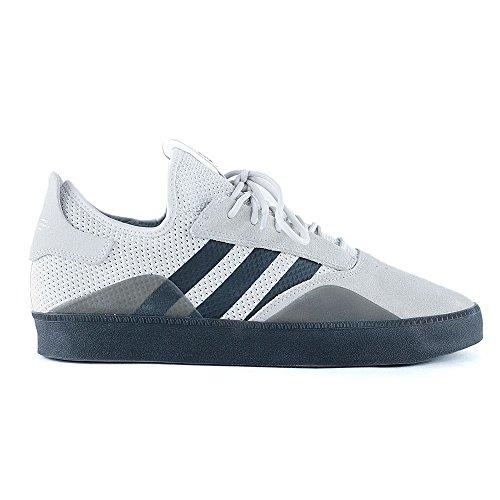 adidas Skateboarding 3ST.001, Grey One-Core Black-Footwear White Grey One-core Black-footwear White