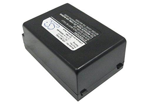 Price comparison product image Pearanett 3800mAh Battery Compatible With Symbol MC70, MC7090, MC7004, MC75, MC7506, MC7596, MC7598, MC7596-PZCSKQWA9WR