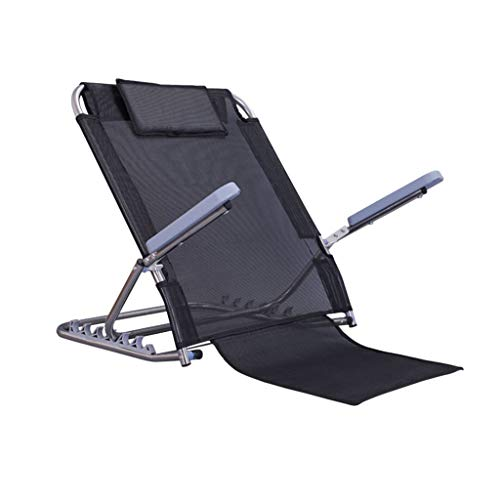 LAMXF Back Rest Bed Support   Bed Back Rest Adjustable Angle, Mobility Disability Support Aid   Bed Old Man Back Bracket, Waist Chair Nursing Chair Lazy Chair, Capacity 200Kg (Best Nursing Chair 2019)