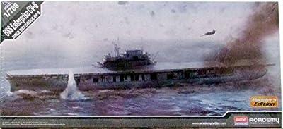 ACA14224 1:700 Academy USS Enterprise CV-6 [MODEL BUILDING KIT]