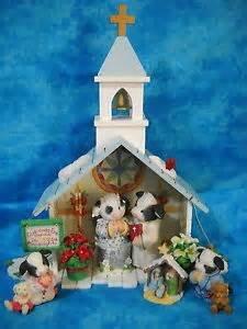 Mary's Moo Moos Church Display #372544