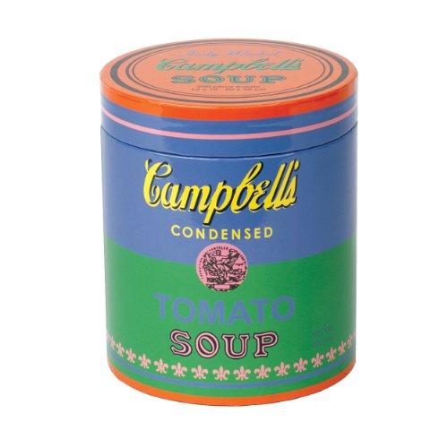 (Mudpuppy Warhol Soup Can Green 200 Pc Puzzle)