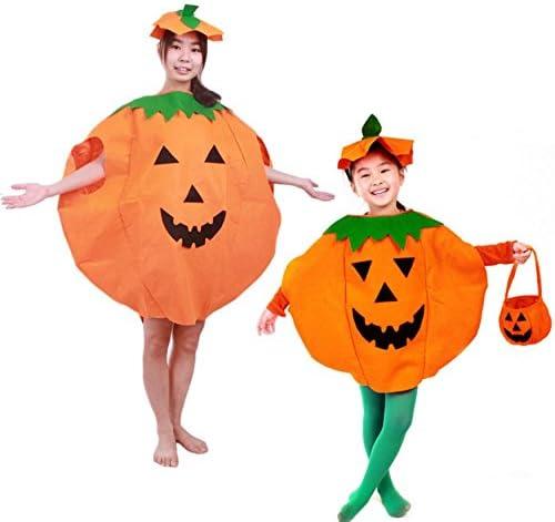 MA-on Disfraz de Calabaza para Disfraz de Halloween: Amazon.es: Hogar