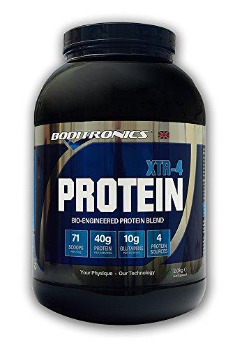 Boditronics Express Protein XTR-4 Vanilla Ice Cream Flavour 2000g by Boditronics Express Protein XTR-4